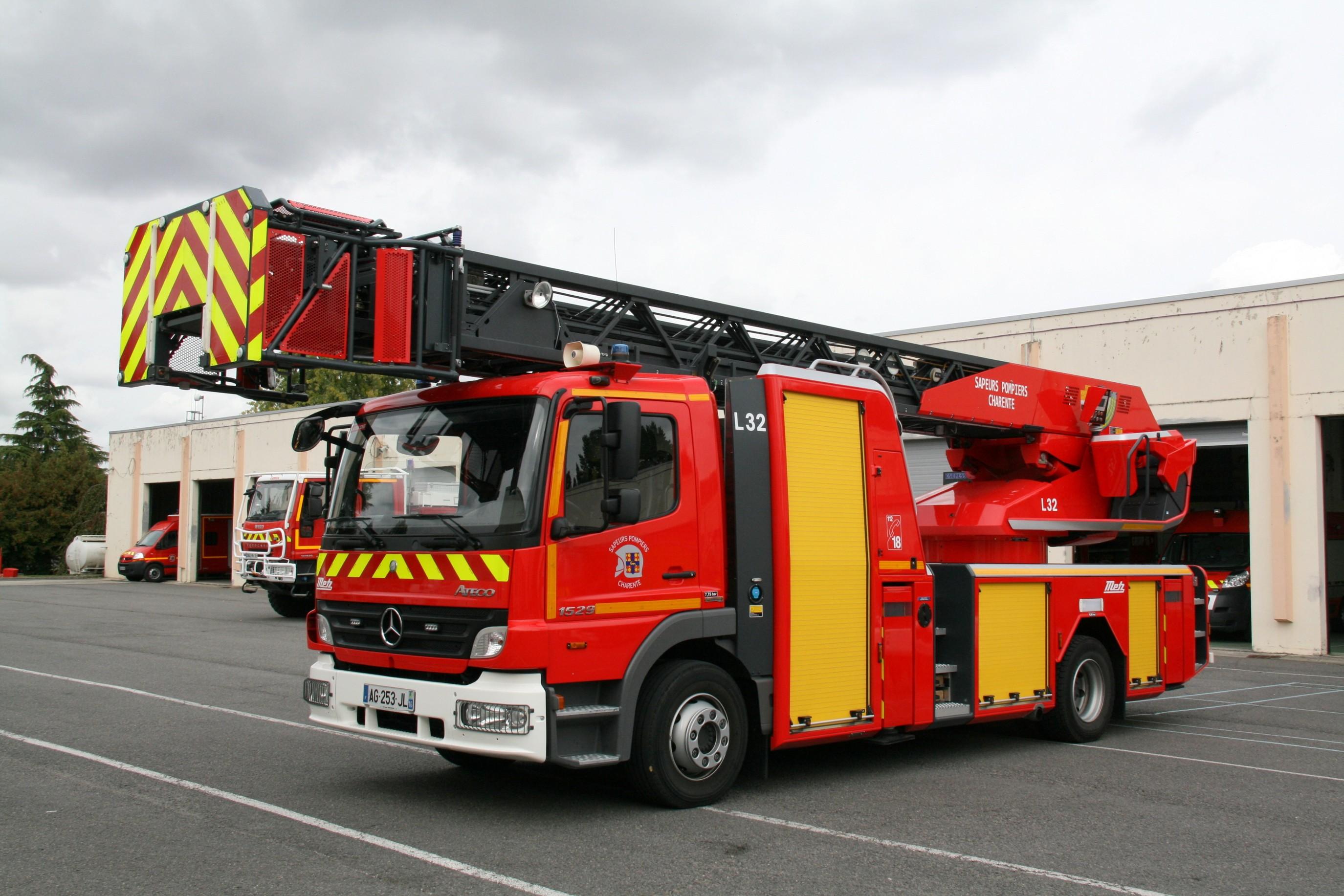 Vehicules sdis 16 18lessapeurspompiers - Image camion pompier ...