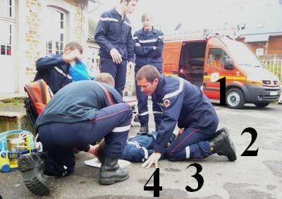gant intervention pompier